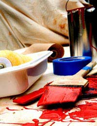 Staying Safe When Painting