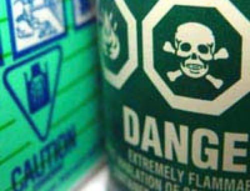 The Most Toxic Places In Your Home