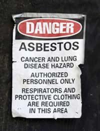 Dangers From Asbestos