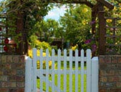 Home Security – Walls and Fences