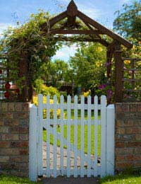 Home Security - Walls and Fences
