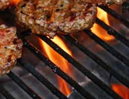 Preventing Barbecue Fires