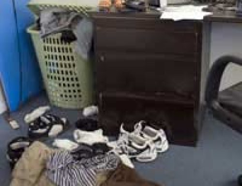 How Clutter Affects Safety